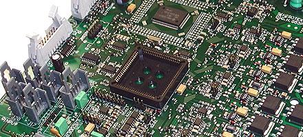 servizi di produzione per microelettronica