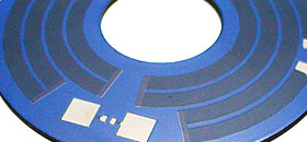 Resistori di potenza e resistenze di frenatura su acciaio porcellanato
